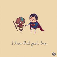 I Know That Feel, Bro | 123 Inspiration #chris #designer #illustrator #illustrations #series #web #gerringer