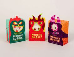 inspiration #kids #monsters
