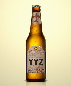 yyz #beer #tag #bottle