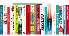 boekomslagen | Moker Ontwerp #spine #book #publications #bookshelf #typography