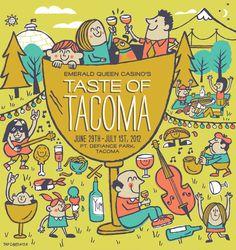 Seattle Food Festivals | Carpenter Collective