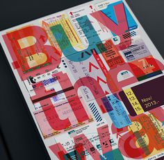 Buy the way on Behance #poster #typography