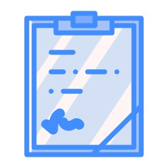 See more icon inspiration related to list, clipboard, ui, Tools and utensils, miscellaneous, verification, checking and tasks on Flaticon.