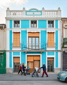 El Cabanyal House / David Estal + Arturo Sanz