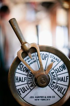 yellowfin 4.jpg #gauge #controls #ship #lever #vintage #steer #slow
