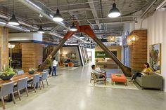 Sunset Magazine Offices - RMW Architecture