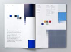 Deutsche Bank - Studio 2br #branding #guidelines #book #brand #identity