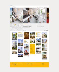 Doors Open Vancouver by Brief #branding #website