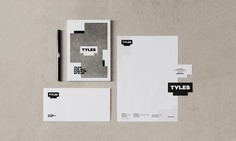 TYLES - branding on Behance