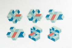 Jared Erickson | Because I Can #branding #identity #geometric #deichmanske #cube #dynamic