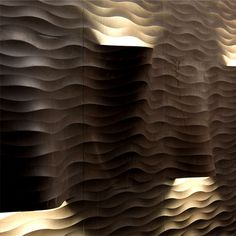 Sophisticated Textures Designed to Transform the Wall - #wallcoverings, #walls, #walldecor, #lamps, #lighting