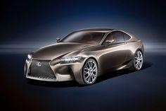 Lexus LF CC Car
