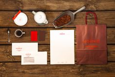 J. Hornig #packaging #logotype #identity #stationery