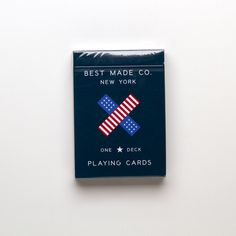 Best Made Company — Playing Cards #cards #playing