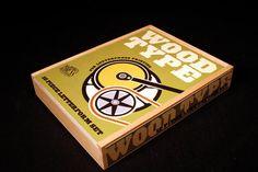 Torque WoodType Packaging - TheDieline.com - Package Design Blog