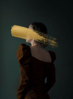 "Andrea Torres Balaguer, Hazel, from the ""Unknown"" series. Courtesy of the artist."