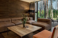 Guest Houses 3.0 - New Hotel Rooms for Recreational Complex Verholy Relax Park