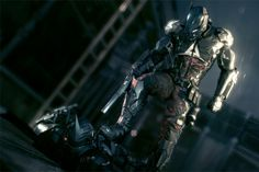 Arkham Knight Demo screenshot #arkham #villain #knight #batman