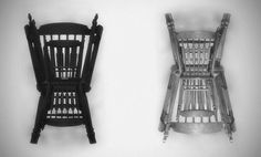 15dl0sg.jpg 1,599×966 pixels #white #photo #chair #black #manipulation
