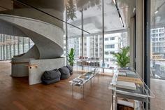 Vitrine Shelf by napp studio