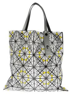 Bao Bao Issey Miyake Pyramid Square Shoulder Bag - - Farfetch.com #bag #tote