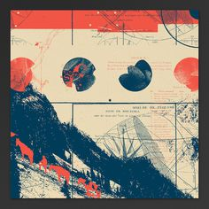 Exploration fragments — Poster Joy Stain #design