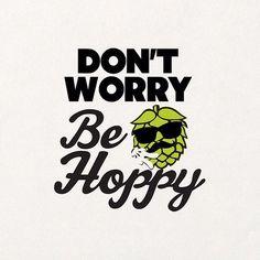Beer brand #logo #hopbeer #hophead #hoppy #brand #americanipa