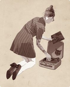 Me gusta   Tumblr #ghostco #illustration #matthew #woddson