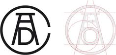 New Logo and Identity for ADC by Sid Lee #logo