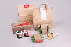 BouchBugerBistro #burger #identity #food
