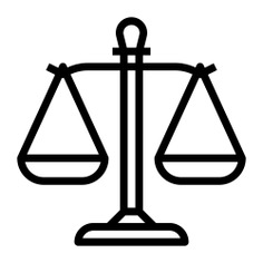 See more icon inspiration related to law, scale, business and finance, commerce and shopping, miscellaneous, laws, justice scale, judge, balance, justice, equality, scales, networking and business on Flaticon.