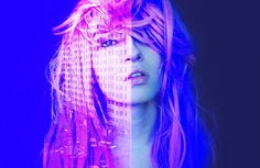 #Photography#picture#Image#editorial#Girl#double exposure