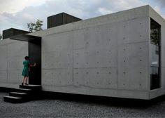 Casa 2G by Stación-ARquitectura #concrete #house #home #minimal #minimalist