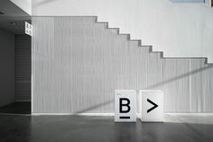 Bildmuseet — Stockholm Design Lab #sign #signage #way finding