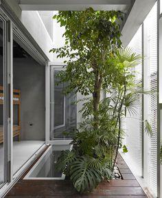 Taipei House Clad in Metal - InteriorZine
