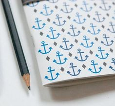 From Scandinavia with love - design & style (Journals, gift paper and postcards from Danish...)