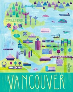 design work life » cataloging inspiration daily #illustration #maps