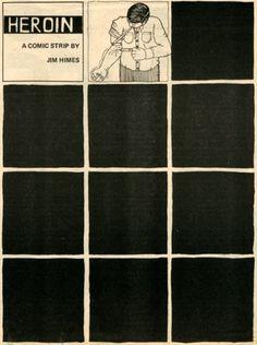 Niall McClelland #heroin #comic strip #jim himes