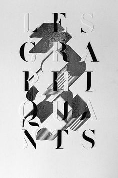 Graphic Posters by Les Graphicants | Trendland