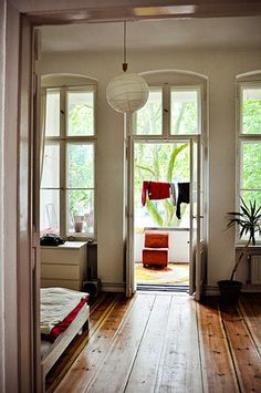 Fabian Mürmann #interior #cozy #design #wood #deco #windows #decoration