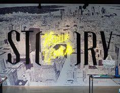 ST[new york]RY #nyc #light #story