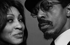 Norman Seeff - Ike & Tina Turner - Photos - Social Photographer's Portfolios #inspiration #photography #portrait