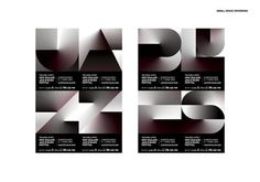 Best Awards Strategy Design and Advertising. / New Zealand Jazz & Blues Festival #zealand #strategy #awards #festival #jazz #design #advertising #best #blues #new