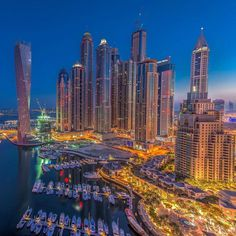 Stunning Cityscape Photography by Dany Eid