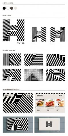 Ethan Keller Branding & Visual Design #logo #illustration #pattern #branding