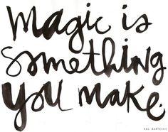 Friday Randomness : Magic + Milkshakes - Jasmine Star Photography Blog