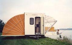 Weird RVs #rv #camper #vintage
