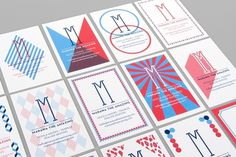 mind design #branding #identity #stationery