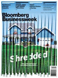 All sizes | Shredded | Flickr - Photo Sharing! #publication #cover #magazine #businessweek #bloomberg