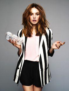 Mona Johannesson by Jonas Bie #fashion #model #photography #girl